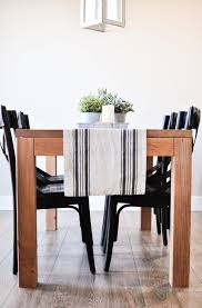 farm dining room table. this modern farmhouse dining room table is the perfect addition to any space. with farm