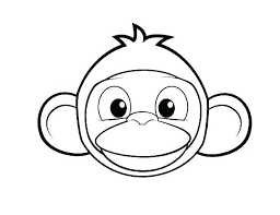 Free Printable Monkey Coloring Pages For Kids Sock Printables