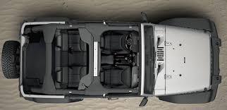 image result for jeep wrangler sport 4 door interior