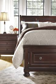 Porter Bedroom Set Ashley Furniture Ashley B697 Porter Queen Sleigh Bed With Storage Best Furniture