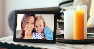 the nixplay seed 10 1 wifi photo frame