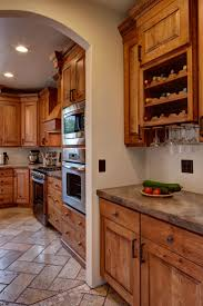 Kitchen Floors And Cabinets 17 Best Ideas About Rustic Cherry Cabinets On Pinterest Rustic