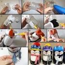 Поделки для садика из пластиковых бутылок