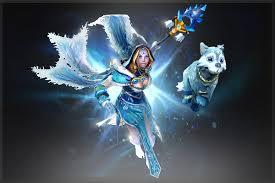 crystal maiden ranged disabler jungler nuker support