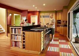 kitchen carpet modern idea