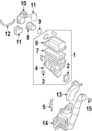 parts com® kia sedona engine parts oem parts diagrams 2008 kia sedona base v6 3 8 liter gas engine parts