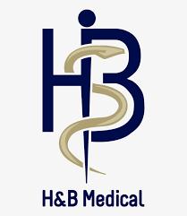 medical logos design h b medical logo design logos for hb free transparent png