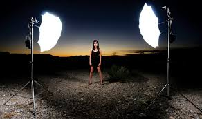 battery powered monolights for photography