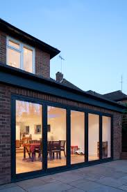 Brick flat roof extension with parapet | Dream Home | Pinterest ...