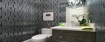 Modern Bathroom Design Pictures Mesmerizing Gorgeous Wallpaper Ideas For Your Modern Bathroom