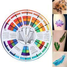Eternal Ink Colour Chart Eternal Ink Abbott Color Wheel 2 0 For Sale Online Ebay