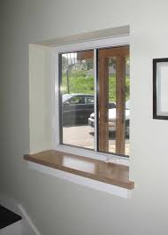 Shaker Window Trim Window Interior How To Design And Install Simple Crafstman