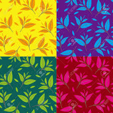 Fancy Patterns Custom Fancy Tea Leaves Patterns Royalty Free Cliparts Vectors And Stock