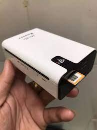 Bộ phát wifi từ sim 3G 4G có pin dự phòng 7800 MAH