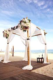 Beach Wedding Accessories Decorations fascinatingbeachweddingdecorideasceremonybeachwedding 20