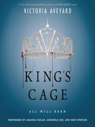 king s cage red queen series book