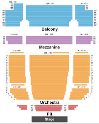 The Pit New Mexico Seating Chart Popejoy Hall Seating Chart Albuquerque