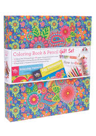 Colouring Book Gift Setl Duilawyerlosangeles