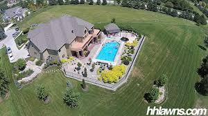 epic outdoor living space in gretna nebraska landscaping omaha
