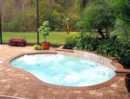 in ground jacuzzi. Contemporary In Ground Jacuzzi Pool And Hot Tub Design Ideas Swimming . I