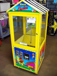 All American Chicken Vending Machine Adorable ALL AMERICAN CHICKEN CAPSULE VENDING MACHINE Item Is In Used