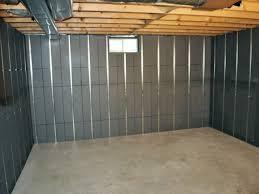 unfinished basement walls.  Basement Image Of Insulated Basement Wall Ideas Intended Unfinished Walls E