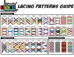 Shoelace Patterns Custom ULACE Sneakers Elastic Notie Customisable Laces Pelekangr