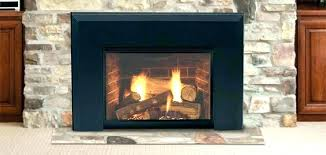 vented propane fireplace non vented propane fireplace insert vented propane fireplace