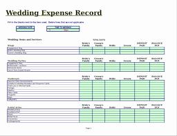 Spreadsheet For Wedding Planning Of Wedding Planning Checklist Excel