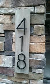 house numbers plaque house numbers plaques perth glass house number plaques uk