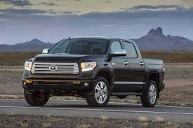 2016 Toyota Tundra 4x4 Platinum CrewMax • Carfanatics Blog