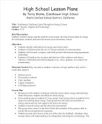 daily lesson log format daily lesson log format school planning template plan elementary