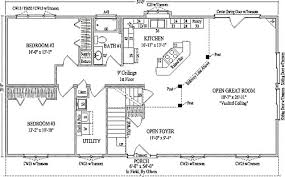 Ranch Style House Plans  Plan 157362200 Square Foot House Plans