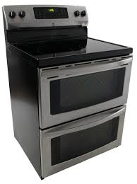 kenmore stove black. the kenmore 97613 double oven electric range. stove black -