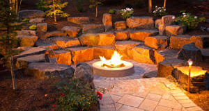Inviting Round Fire Pit Areas For Your Utmost Relaxation  Page 2 Of 2Backyard Fire Pit Area