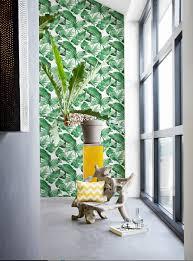 Bolcom Jungle Behang Met Tropische Bladeren