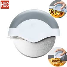 <b>HUOHOU Pizza Cutter Stainless</b> Steel Cake Knife Pizza Wheels ...