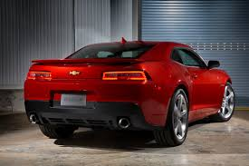 Chevrolet Premieres New 2014 Camaro SS Preview Video | Pat McGrath ...