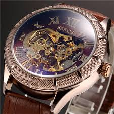 high quality mens transparent watches buy cheap mens transparent sewor watch transparent r number mens watches top brand luxury mechanical dress skeleton wristwatch men clock