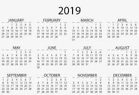 Open Your 2019 Calendar August Small Calendar 2018 Free