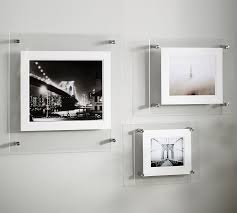 on wall art frames for bedroom with acrylic gallery frames pottery barn