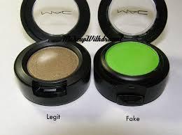 mac fake makeup photo 2