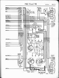 57 65 ford wiring diagrams 1963 v8 fairlane 1955 thunderbird and rh pinterest 1967 chevelle wiring diagram 1967 mustang wiring diagram