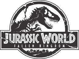 Jurassic World Fallen Kingdom 2D logo designs - Album on Imgur