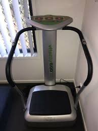 Vitality 600 Exercise Chart Vitality Vibration Platform Gym Fitness Gumtree