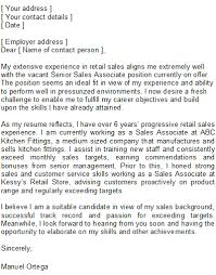 resume cover letter inside sales bojy sales cover letters samples