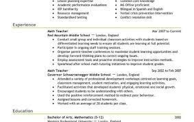 elementary teacher resume keywords download teacher sample resume