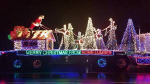 Tolleson Light Parade 2016 Victoria Truck Light Parade 2016 Youtube