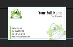 Namecard Format How To Create A Business Card Template In Photoshop