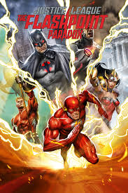 Justice League: The Flashpoint Paradox   Batman Wiki